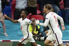 Hasil Inggris Vs Jerman, Sterling dan Kane Antar The Three Lions ke Perempat Final Euro 2020