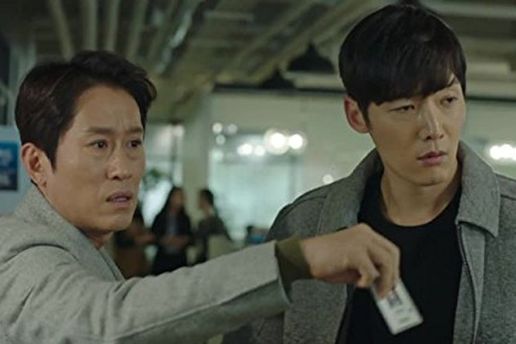 Drama Korea Tunnel tayang di NET TV.