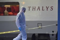 Penembakan di Kereta Cepat Amsterdam-Paris, Tiga Orang Terluka