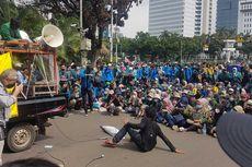 Antisipasi Demo Tolak Omnibus Law Besok, Polisi: Kalau Anarkis, Kami Tindak Tegas