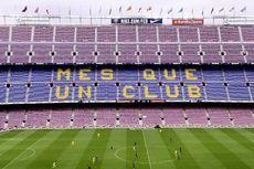 Mantan Presiden Ditahan Polisi, Begini Pernyataan Barcelona