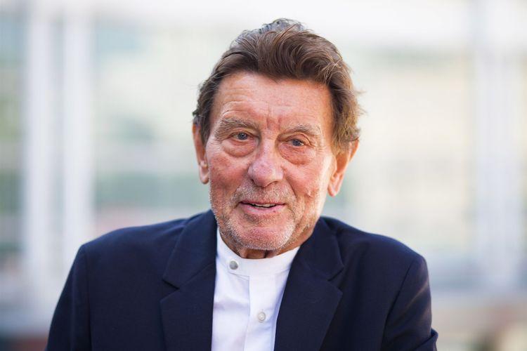 Arsitek Helmut Jahn meninggal dunia pada usia 81 tahun.