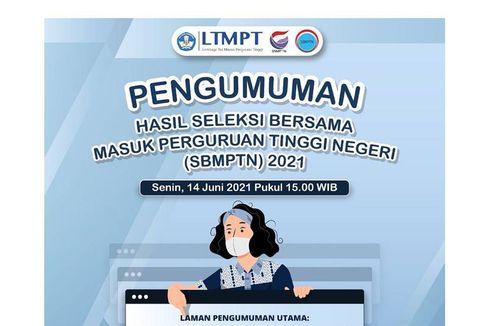 Cek Pengumuman SBMPTN Pukul 15.00 WIB, Ini Data yang Harus Disiapkan