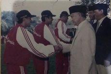 BJ Habibie dan Kenangan Aji Santoso Saat SEA Games 1999