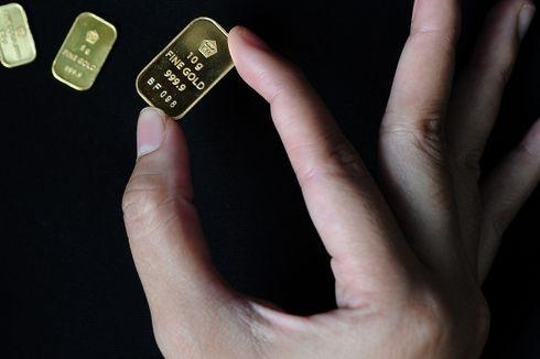 Harga Emas Antam Turun Rp 6.000