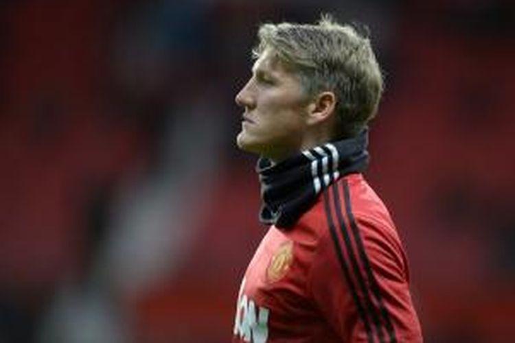 Gelandang asal Jerman, Bastian Schweinsteiger, dinilai belum tampil maksimal sejak bergabung ke Manchester United.