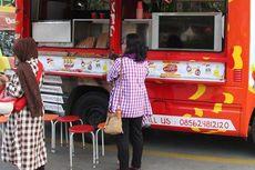 Makan Enak di Food Truck Festival Jungleland Sentul