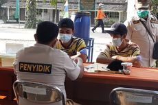 Sebuah Truk Terobos Patroli Penyekatan di Jambi, Ini Alasan Sopir