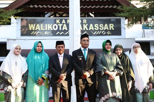 Sekretaris Kota Ansar Jabat Plh Wali Kota Makassar
