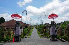 Mengintip Pesona Desa Penglipuran di Bali, Desa Terbersih Ketiga di Dunia