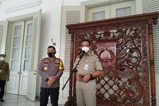 Anies dan Riza Positif Covid-19, Kantor Gubernur dan Wakil Gubernur DKI Ditutup