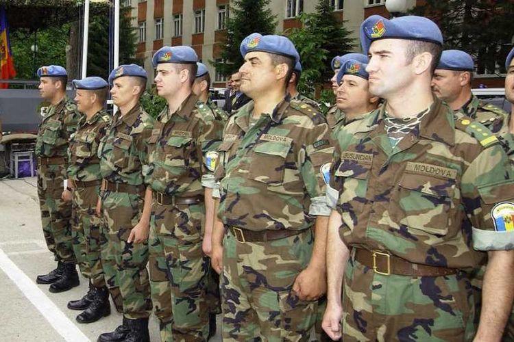 Tentara Moldova.