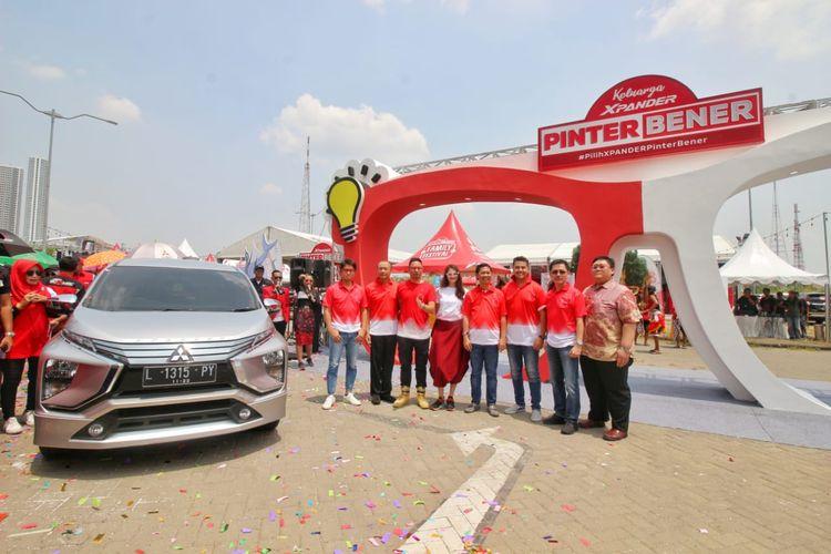 Mitsubishi Xpander Pinter Bener di Surabaya