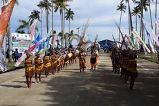 Menikmati Festival Pesona Bahari Raja Ampat 2019, Perpaduan Pesona Alam dan Seni
