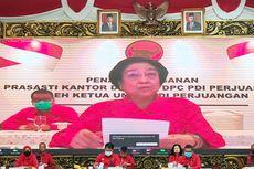 Resmikan 20 Kantor DPD/DPC, Megawati Ingin Konsolidasi Partai Makin Kuat