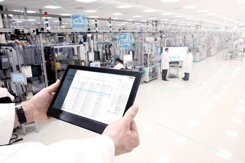 Solusi Digitalisasi Pabrik Kendaraan di Masa Pandemi