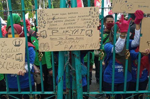 Jala PRT: UU Cipta Kerja Tak Mengakomodasi Pekerja Informal