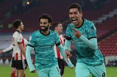 Sheffield United Vs Liverpool, Rekor 7.000 Gol Warnai Kemenangan The Reds