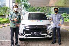 Tiga Outlander PHEV Siap Kawal Program Vaksinasi di Indonesia
