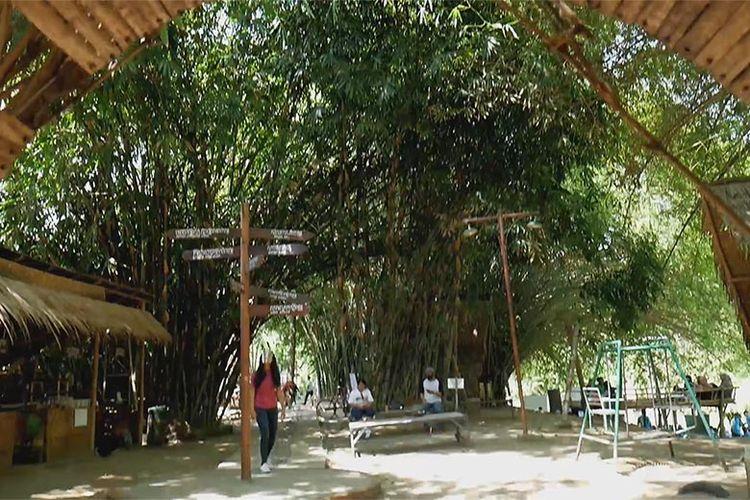 Pasar Kebon Empring jadi pilihan destinasi wisata di Yogyakarta.