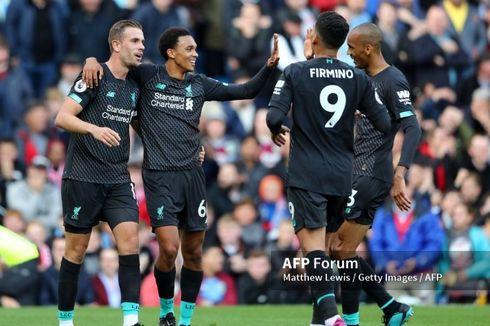 Tiga Kemenangan Lagi, Liverpool Cetak Dua Rekor Baru