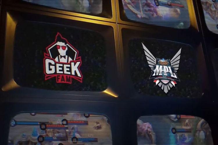 Ilustrasi tim Geek Fam di MPL ID Season 7.