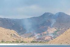 Sabana di Pulau Komodo NTT Terbakar, Fasilitas Wisata dan Komodo Aman