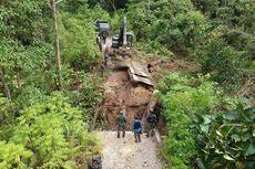 Rampung Lebih Cepat, TNI-Polri Perbaiki Jembatan yang Rusak akibat Ulah KNPB di Maybrat dalam Waktu 4 Hari