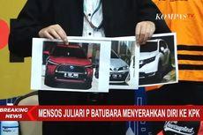 3 Mobil Diamankan KPK saat OTT Kasus Bansos Covid-19, Diduga Hasil Suap