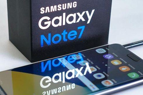 Samsung Mengaku Bakal Jual Galaxy Note 7 Rekondisi