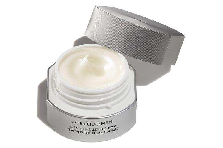 Shiseido Men, New Total Revitalizer cream.