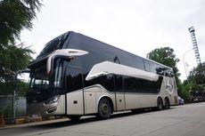 Ekspor Bus Double Decker ke Bangladesh Tertunda