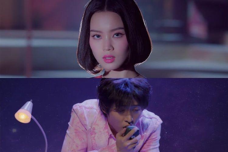 Lee Hi dan B.I iKON berkolaborasi dalam singel terbaru Lee Hi berjudul No One.
