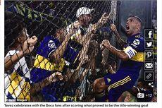 Superliga Argentina Dihentikan, Tak Ada Klub Terdegrasi