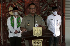 Janji Anies Stop Reklamasi dan Terbitnya Pepres Pelegalan Pulau Buatan di Teluk Jakarta