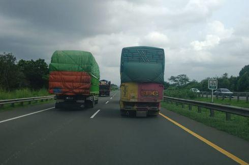 Abaikan Keselamatan di Jalan, Selama Pandemi Truk ODOL Bebas Melintas di Tol