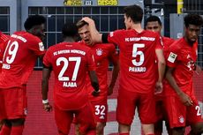 Link Live Streaming Bayern Muenchen Vs Duesseldorf, Kick-off 23.30 WIB