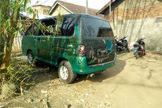 Kebakaran Pipa Pertamina di Cimahi, Sawah Tercemar Minyak, Warga Minta Ganti Rugi
