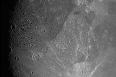 Juno NASA Berhasil Potret Ganymede, Satelit Terbesar di Tata Surya