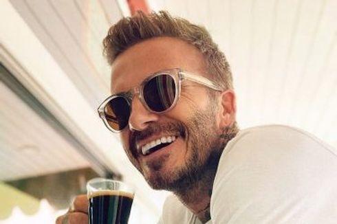 Baju Hawaii bisa Tingkatkan Penampilan Pria, David Beckham Buktinya