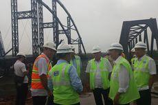 Proyek Jembatan Tumbang Samba Telan Rp 285 Miliar