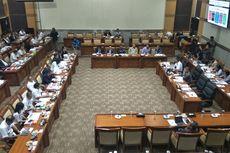 Rapat Komisi III, Menkumham Minta Beberapa Pasal RKUHP Dibahas Ulang