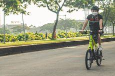 Ride for a Good Cause, Bersepeda Sambil Berdonasi