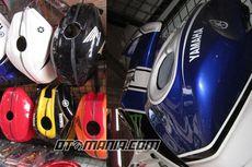 "Ragam ""Kondom"" Tangki Sepeda Motor Sport"