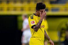 Dortmund Hitung Mundur Kesempatan Man United Beli Jadon Sancho