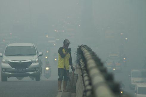 5 Fakta Kabut Asap Ekstrem di Palembang, Dirikan Rumah Singgah hingga 500 Sekolah Diliburkan