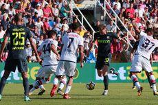 Hasil Liga Italia, Inter Milan Pimpin Klasemen Usai Kalahkan Crotone