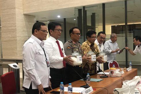 Edarkan Gula Rafinasi dan Palsukan Gula Kristal Putih, 5 Orang Ditangkap Polisi
