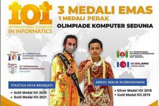 Pikatan Hantar Sekolah Semesta Semarang Raih