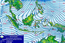 Waspadai Gelombang Tinggi di Perairan Selatan Jateng-Yogyakarta